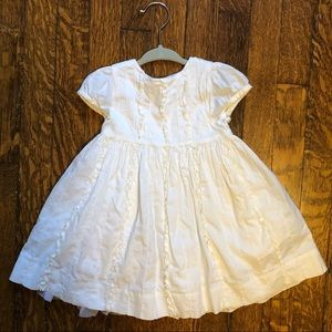Sweet summer Baby Gap party dress.